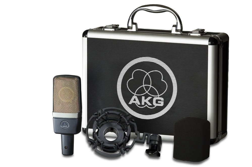Sound Quality matters, we choose AKG.