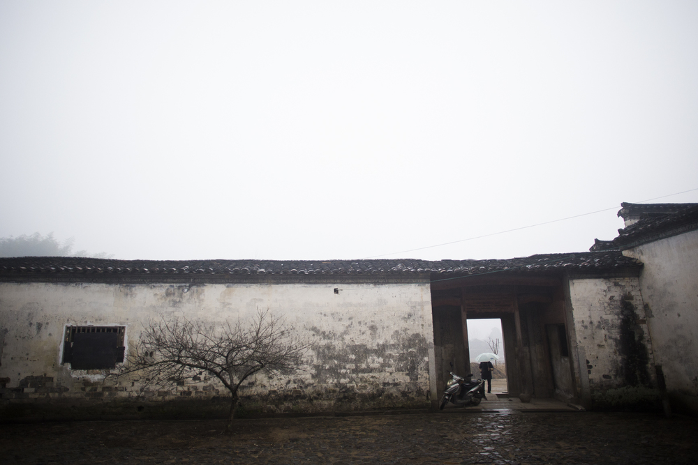 MG_1376 Century old Anhui style architecture. Photo by Ann Wang