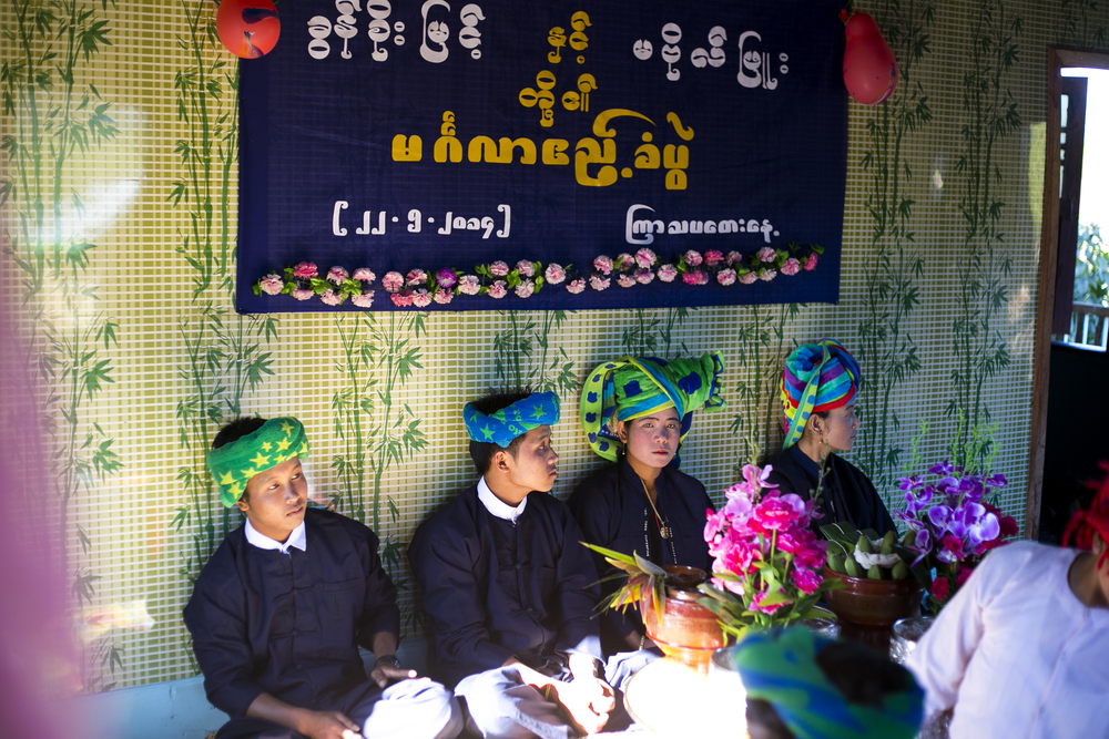 Myanmar summer 2014. Photo by Ann Wang