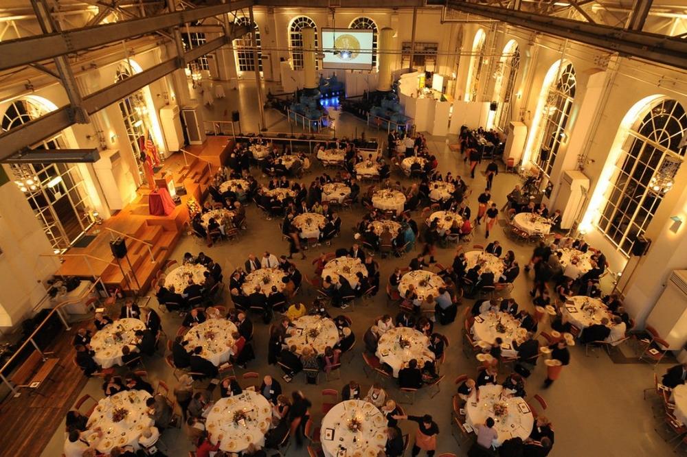 Hilton Humanitarian Prize Ceremony, le BFM, Geneva, Switzerland