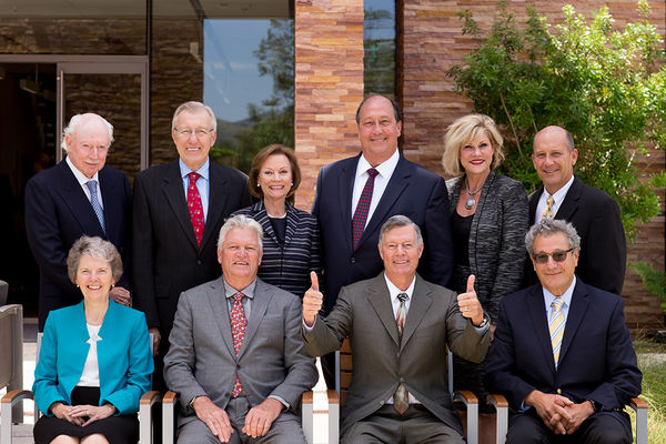 One of the last photos Michael shot for us on May 23, 2017 was of our board of directors.