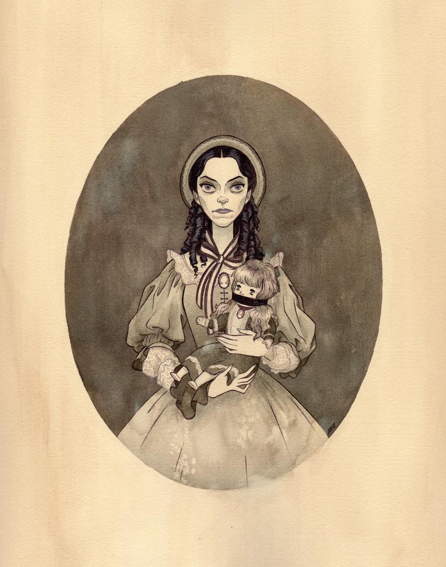 Drusilla, 1860
