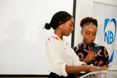 The wonderful Chimamanda, our Special Guest of Honour