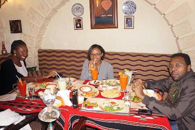 Reem Al Bawadi restaurant; I fell in love!