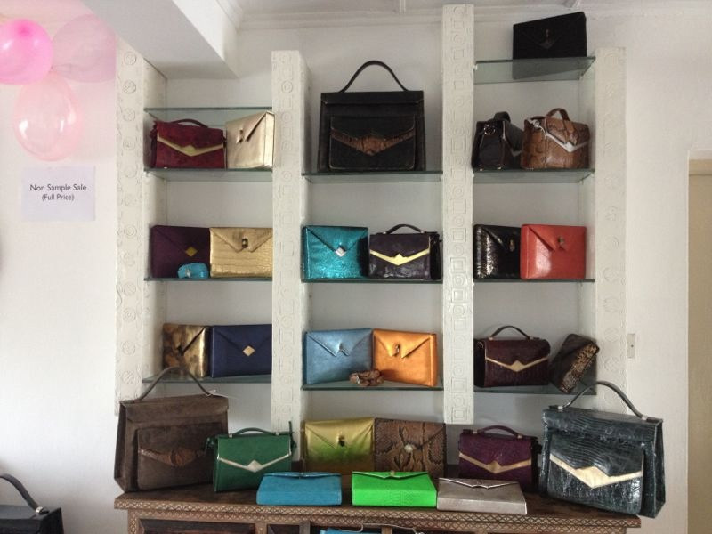 TKOs, Justices and Box Clutches a plenty from the current collection