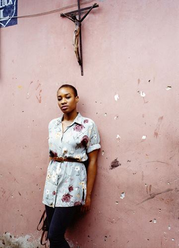 Image by Maja Flink, Laura Ashley Floral Shirt.