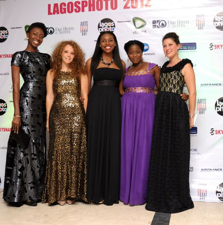 Medina in the best team in the world, LagosPhoto 2012!
