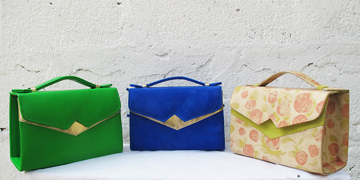 TKOs in our favourite green, royal blue and floral leathers.