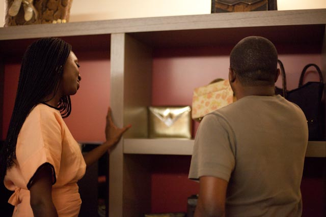 """A hotel guest walks in to the sale and exclaims """"These are made in Nigeria? But that's impossible!"""" My heart broke hearing those words, but he left with a different view of Nigeria."""