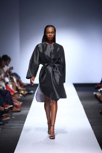 Tailoring done by the gods, clearly. Tsemaye Binitie's offerings left me swooning.