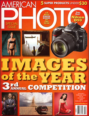 Images of the Year American Photo Cover.