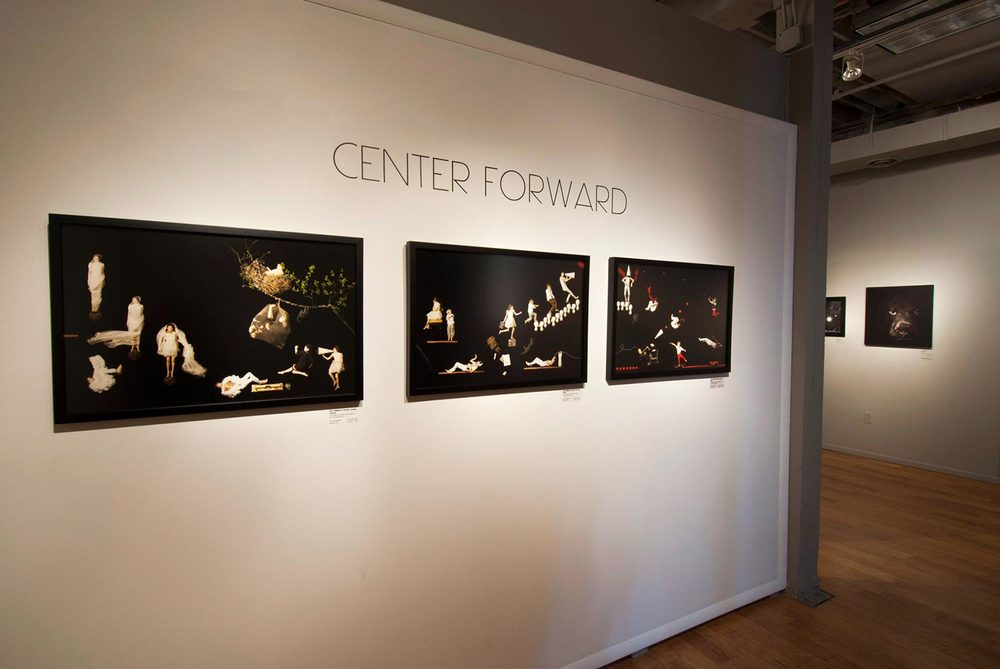 Center for Fine Art Photography, Ft. Collins, Colorado - Center Forward Show, images by photographer Kim Campbell
