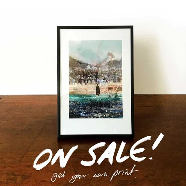 The Novena series - which particular image made an impact on you?  Prints of the artwork now on sale!! (frame not included)  Link in bio  #prayer #art #illustration #home #novena #print