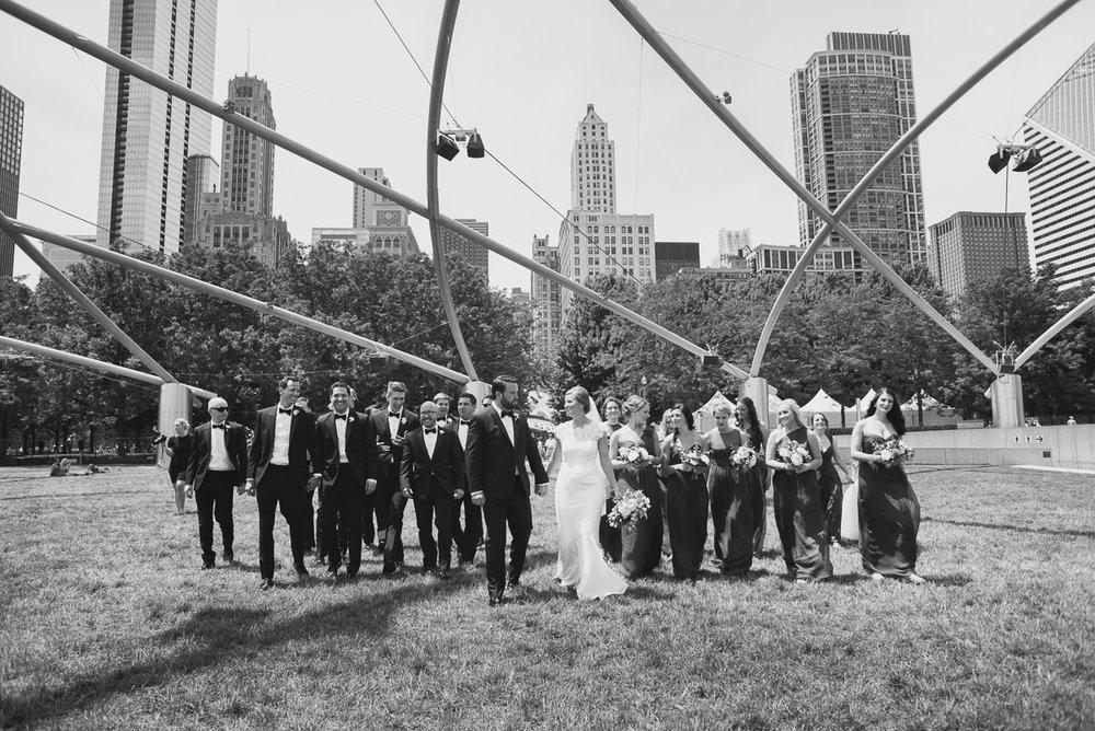 Chicago Wedding - Frank Lloyd Wright House-5.jpg