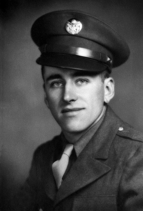 Pvt. Harry S. Vandine, Camp Blanding, FL – 1944