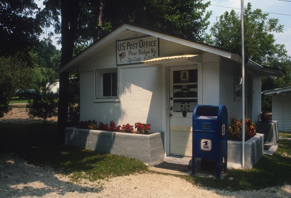 Pine RIdge, KY 1990