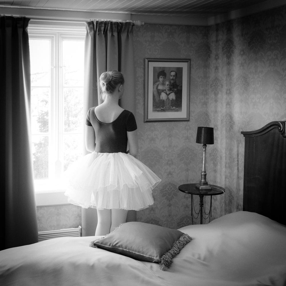 Sigrid Teige / Knudtzonlunden 50x50 cm