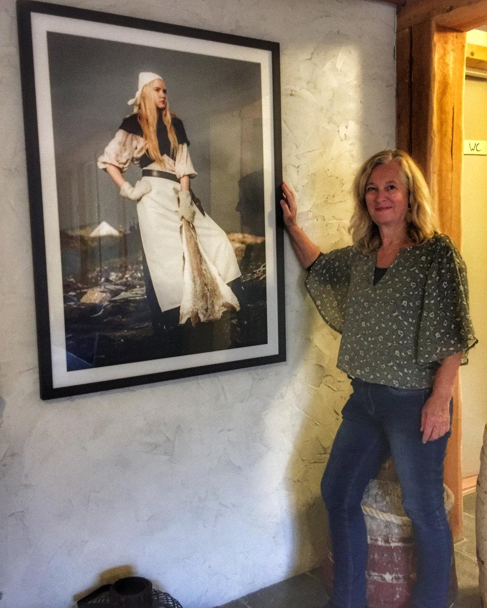Modell: Silje Marie Marholm