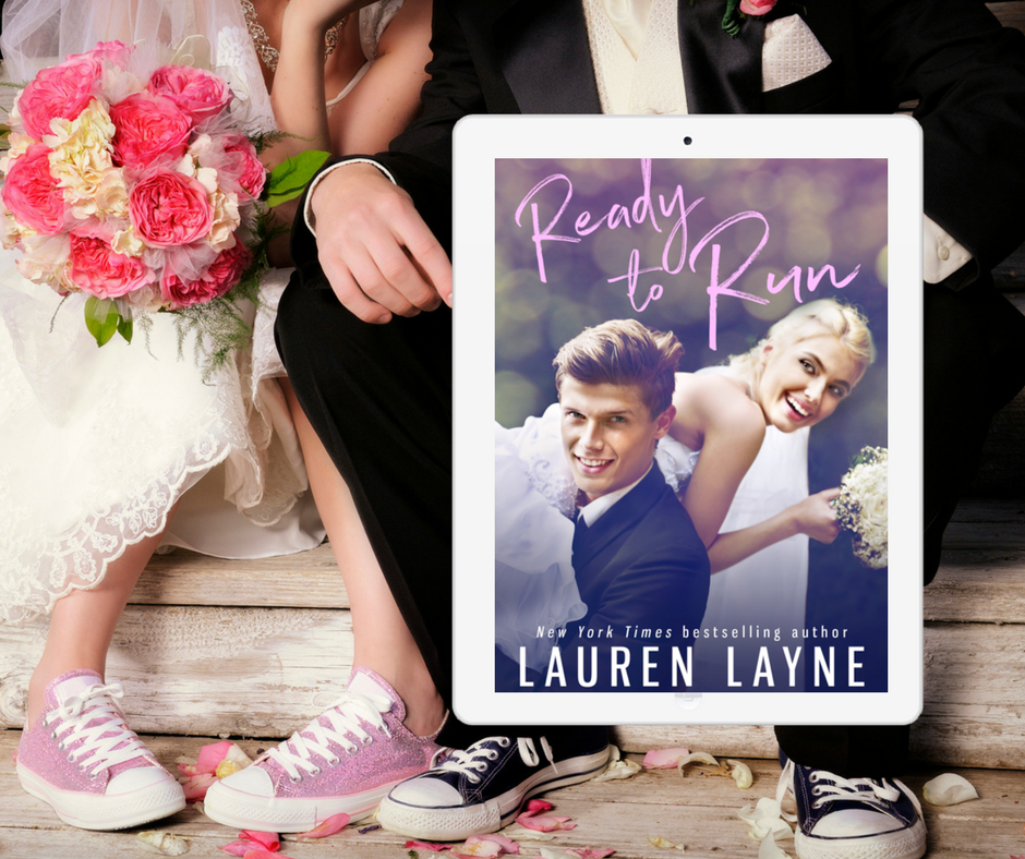 Ready to Run coming 8.22.17 - Named a Best Book of the Month by Amazon and iBooks!Kindle  |  iBooks  |  Nook