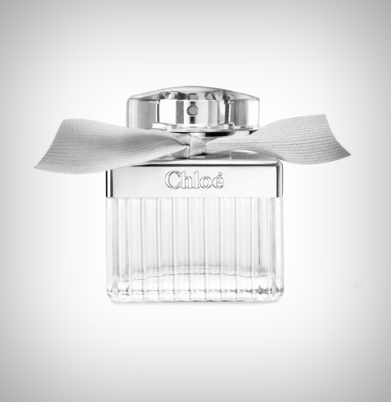 Chloe perfume - With the exception of going to the gym, I never leave the house without perfume. It's the perfect accessory, and makes me feel both powerful and feminine.