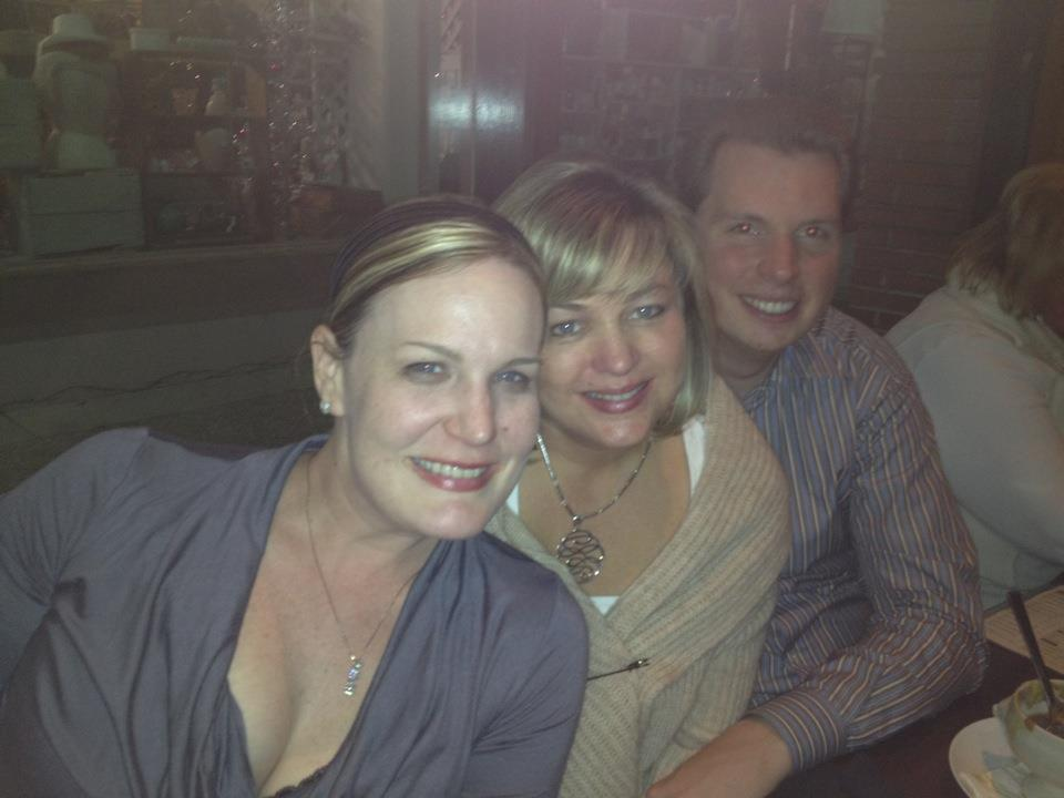 Disney lobbyist Carrie Nocella, Councilwoman Kris Murray, and their puppet candidate Jordan Brandman.