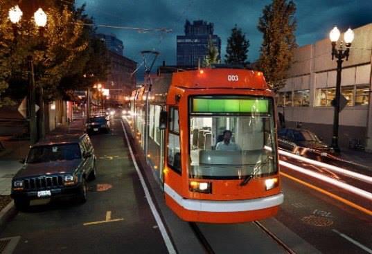 Disney streetcar