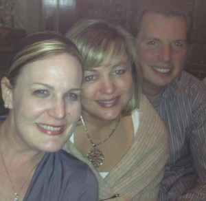 Carrie Nocella, Kris Murray, and Jordan Brandman.