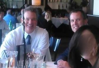 Todd Ament and Matt Cunningham
