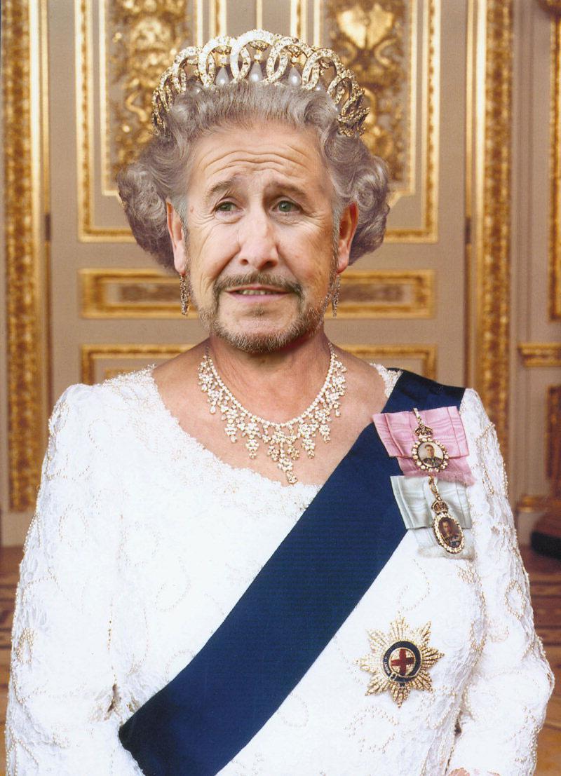 Arte Moreno - welfare queen