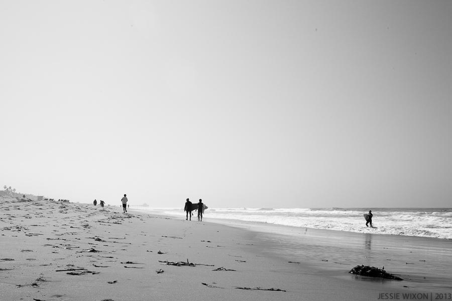 82/365  Manhattan Beach surfers