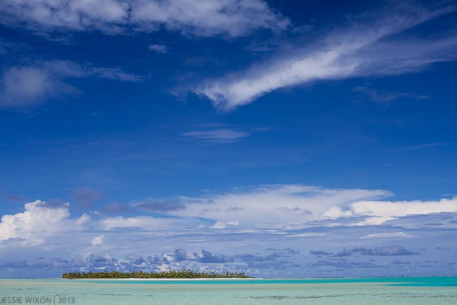 92/365 Honeymoon Island, Aitutaki