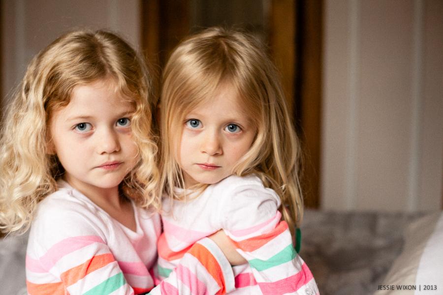 139/365   Twinsies