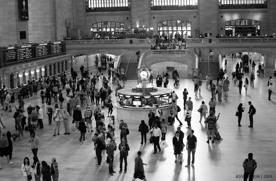151/365  Grand Central
