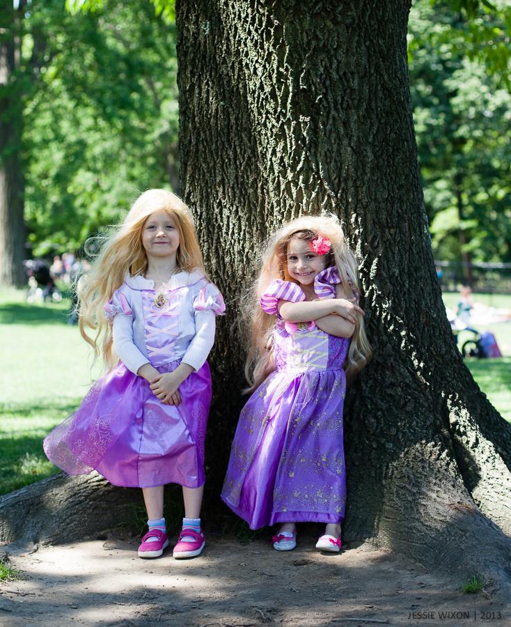 156/365  Rapunzels