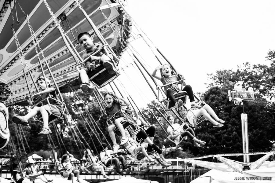 157/365  Central Park Fair
