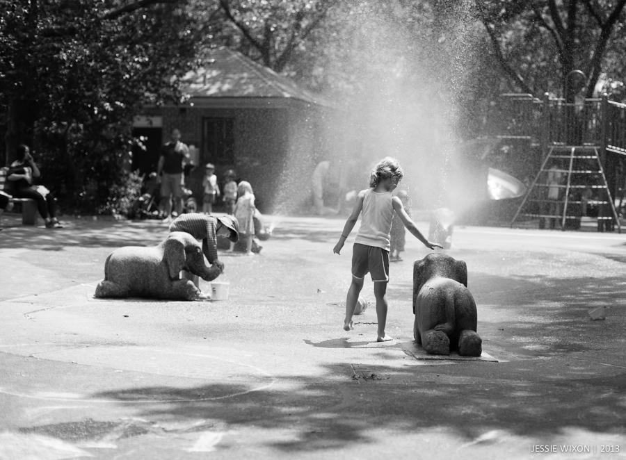 166/365  Water fun