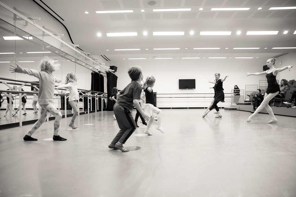 NYC Ballet Children's Workshop