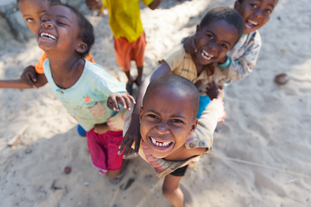 Happy Anjajavy (Madagascar) kids (2017 Best in Category Winner)