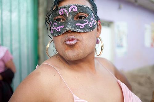 Untitled (La Comprarsa Festival, Zaachila, MX)