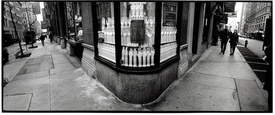 Hands, NYC