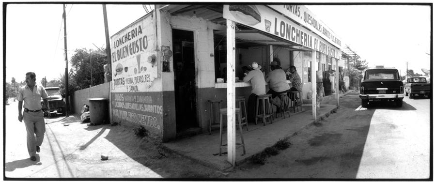 Loncheria, Cabo San Lucas, Mexico