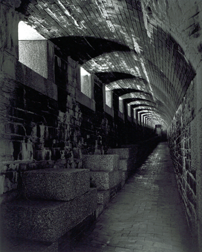 Long Passageway, Fort Knox, Bucksport, ME