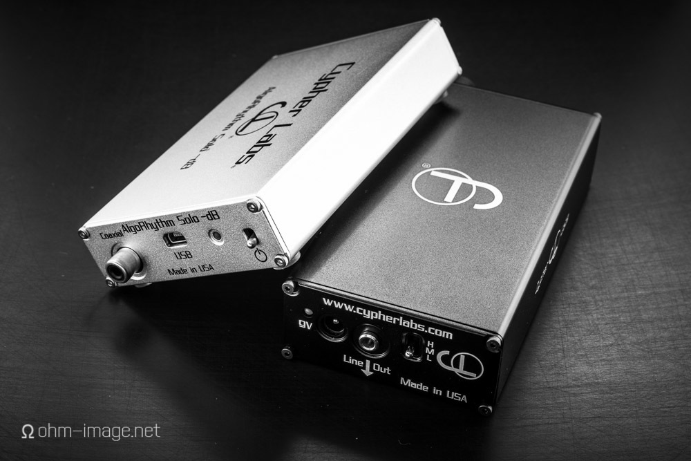Cypher Labs Theorem 720 DAC & headphone amplifier review