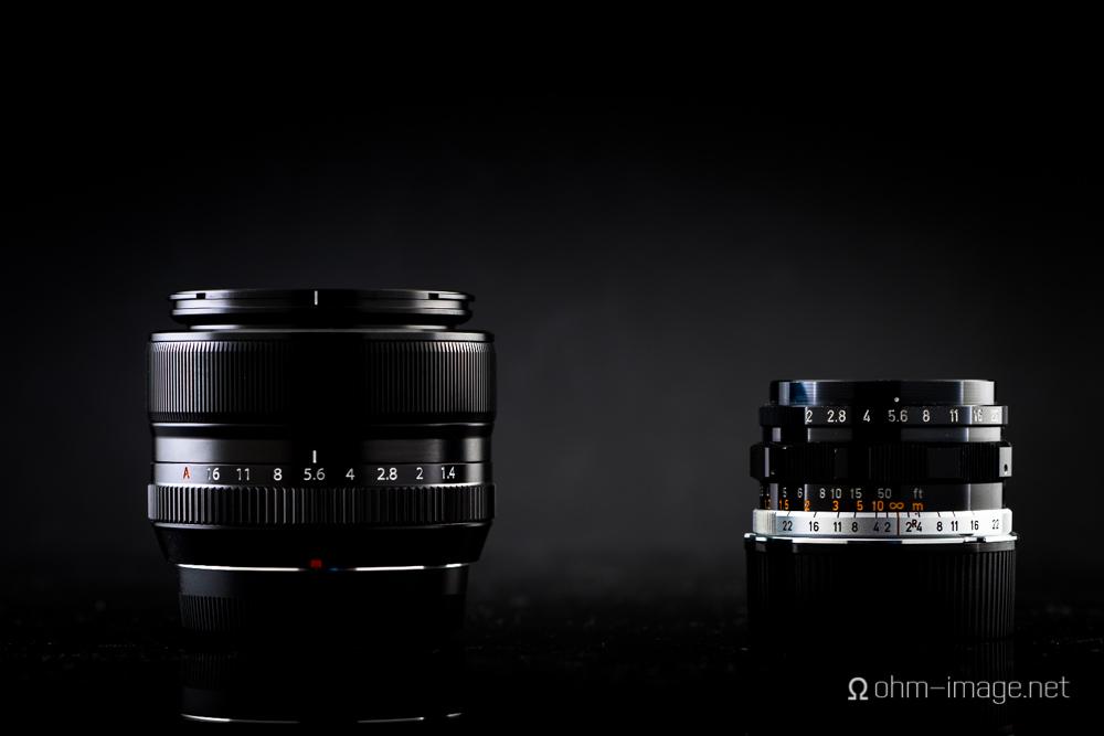 Fujinon XF 35mm F1.4R VS Canon 35-2LTM.jpg