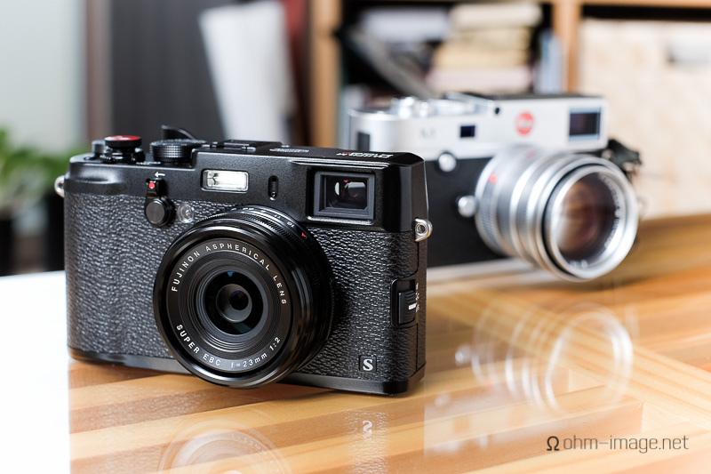X100s and Leica M (240)