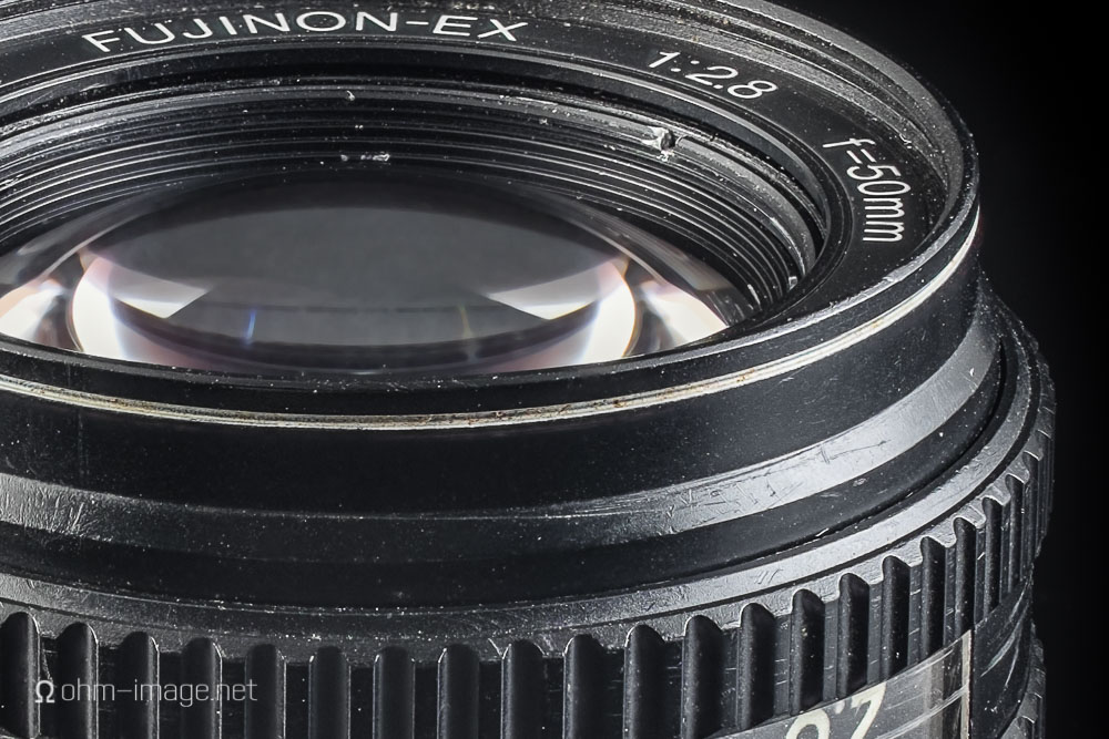 Fujinon-EX 50/2,8 stack at 100% magnification