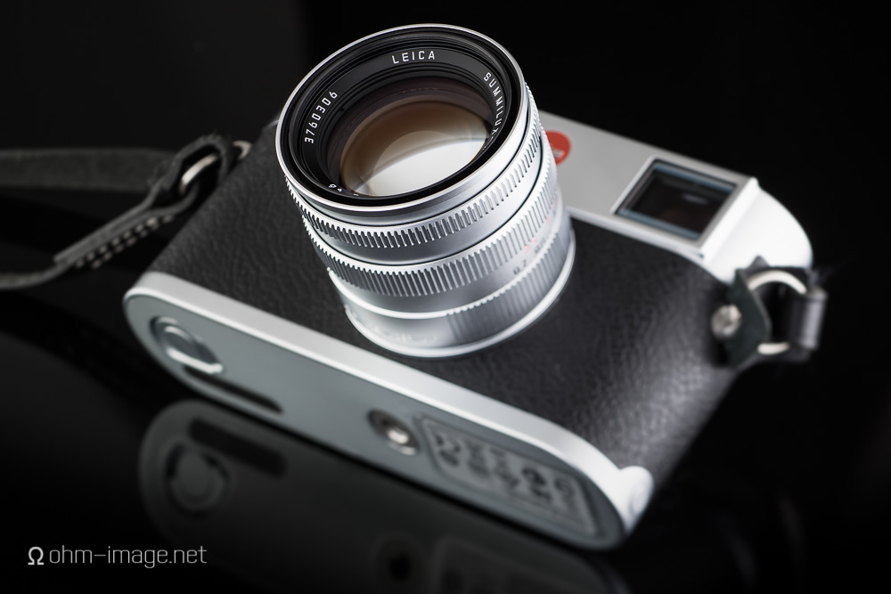 Sean's Leica M (Typ 240) with the Summilux-M pre-ASPH