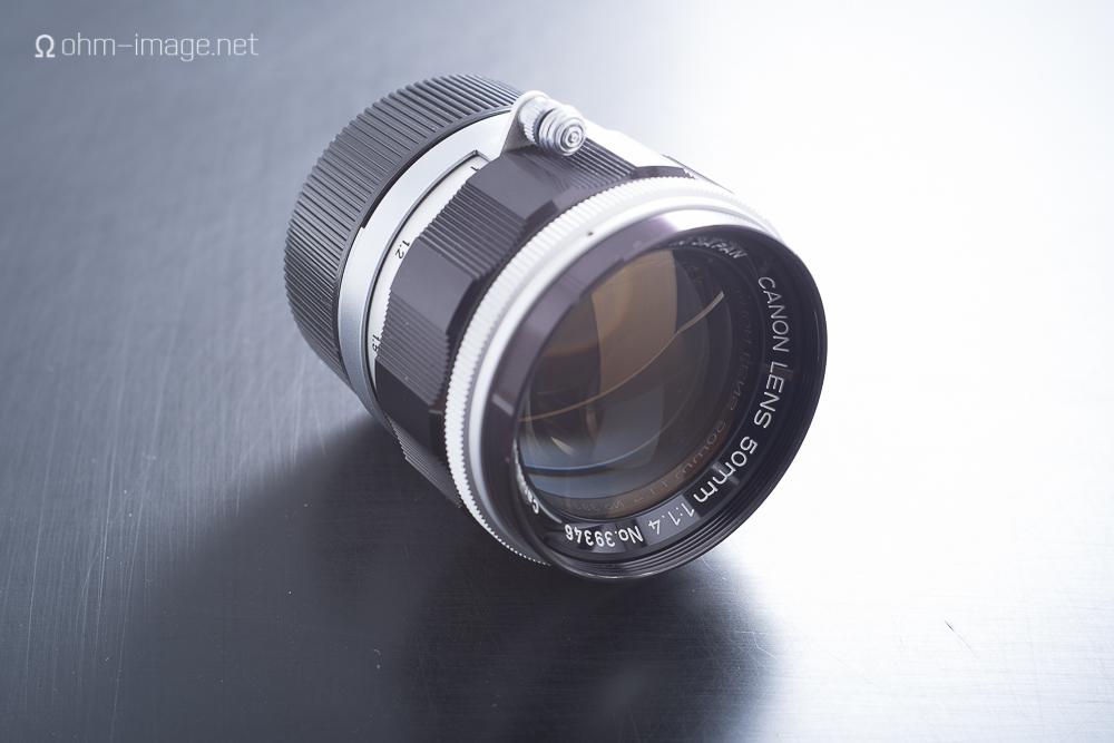 Canon 35 LTM @ f/8