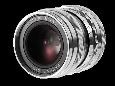 The new Voigtländer 35mm Ultron