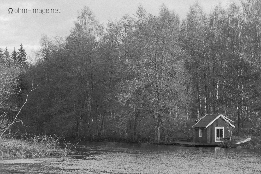 Boat house, Vetlanda